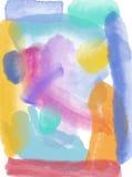 Fond d'abrégé sur peinture de Digital Photos stock