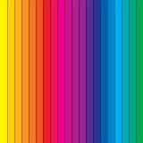Fond d'abrégé sur spectre de couleur, beau col Images libres de droits