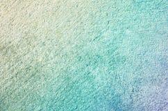 Fond d'abrégé sur surface en béton de ciment de couleur en pastel Images stock