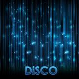 Fond d'Abstact. Néon de disco Photographie stock