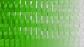 fond 3d abstrait géométrique clips vidéos