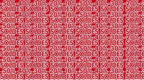 Fond d'achats Image stock