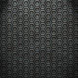 Fond d'acier sans joint en métal Image libre de droits