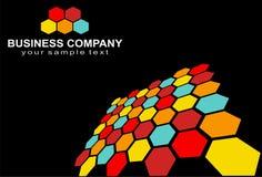 Fond d'affaires Image stock