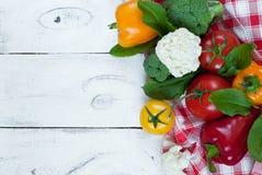 Fond d'aliment biologique photos stock