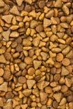 Fond d'aliments pour chats photos stock