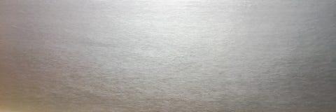 Fond d'aluminium argenté ou ombre de texture et de gradients  photos libres de droits