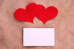 Fond d'amour Photos libres de droits