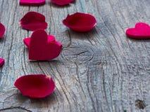 Fond d'amour Photo libre de droits