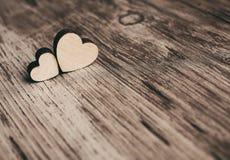Fond d'amour, carte de voeux de jour de valentines Photographie stock libre de droits