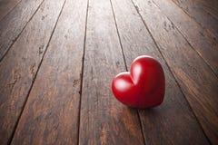 Fond d'amour de coeur Image stock