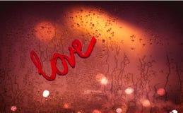 Fond d'amour et de passion Photographie stock libre de droits