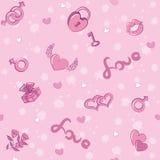 Fond d'amour sans joint photos libres de droits