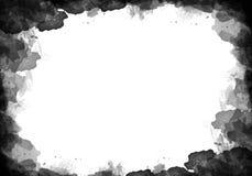 Fond d'aquarelle Photographie stock libre de droits