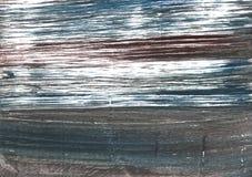 Fond d'aquarelle d'abrégé sur espace extra-atmosphérique Image stock