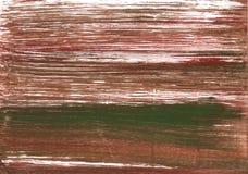 Fond d'aquarelle d'abrégé sur Van Dyke Brown image libre de droits