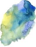 Fond d'aquarelle de vecteur Images stock