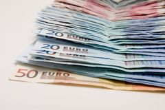 Fond d'argent comptant Image stock