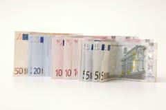Fond d'argent comptant Photo stock