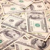 Fond d'argent pour le plan rapproché d'affaires Images libres de droits