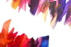 Fond d'art abstrait Photo stock