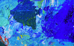 Fond d'art abstrait Photos stock