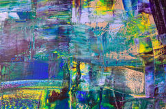 Fond d'art abstrait Photo libre de droits