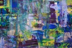 Fond d'art abstrait Images stock