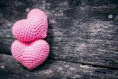 Fond d'art d'amour de jour du ` s de Valentine Photos libres de droits