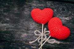 Fond d'art d'amour de jour du ` s de Valentine Photographie stock