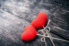 Fond d'art d'amour de jour du ` s de Valentine Image libre de droits