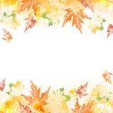 Fond d'automne Photos stock