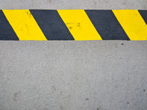 Fond d'avertissement Photo libre de droits
