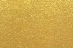 Fond d'or balayé par aluminium images libres de droits