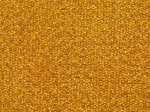 Fond d'or de bande de scintillement photos stock