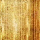 Fond d'or de cru Photos libres de droits