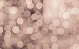 Fond d'or de points Image libre de droits