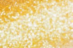 Fond d'or de texture photographie stock