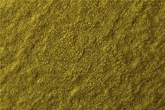Fond d'or de texture d'aluminium Image stock
