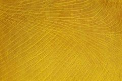 Fond d'or de texture de ciment, mur d'or de plâtre image stock