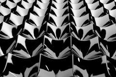 fond 3D des cubes en texture illustration libre de droits