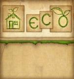 Fond d'Eco Photos stock