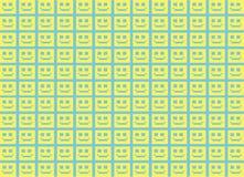 Fond d'Emoji Image libre de droits