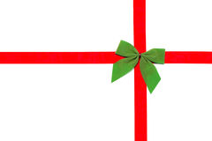 Fond d'enveloppe de cadeau de vacances Images stock