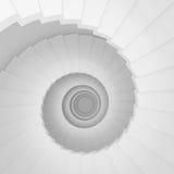 Fond d'escalier Photo libre de droits