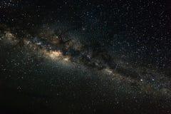 Fond d'espace lointain avec les chimères et l'étoile brillante Manière laiteuse Photo stock