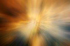 Fond d'explosion de zoom Photographie stock libre de droits