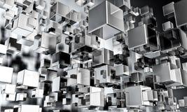 fond 3D futuriste Image stock