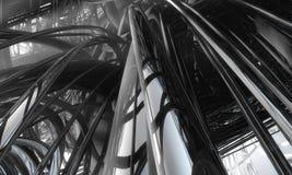 fond 3D futuriste Photographie stock libre de droits