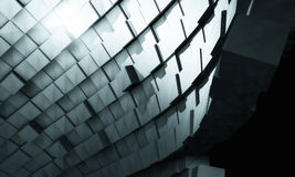 fond 3D futuriste Photos libres de droits